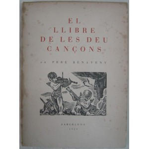 LLIBRE DE LES DEU CANÇONS, EL
