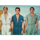 Troy Donahue, Lee Patterson y Van Williams