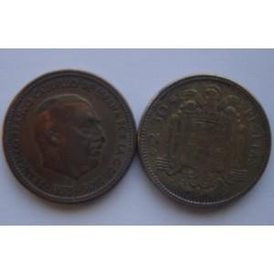 2,50 pesetas 1953  * 56