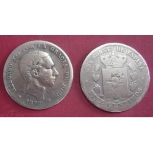 10 céntimos 1877