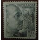 Sello de Franco (50cts)