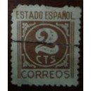 Sello del Estado Español (2cts)
