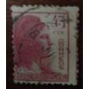 Sello de la Segunda República (45cts)