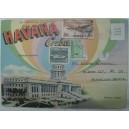 Acordeón de postales de Habana