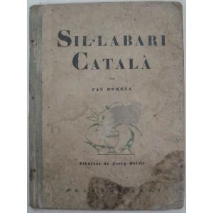 Sil·labari Català. Primera parte