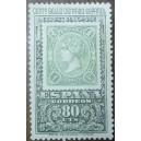 Sello del centenario del sello dentado español