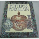 Pottery & Porcelain. A Connoisseur's guide to antique