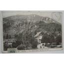 Postal de Lourdes, año 1929