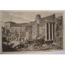 Postal de Roma, año 1935