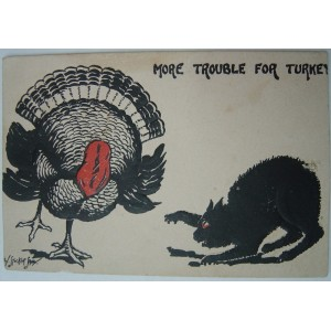 "Postal ""More trouble for turkey"""