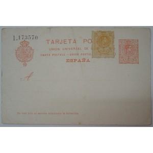 Tarjeta postal, unión universal de Correos