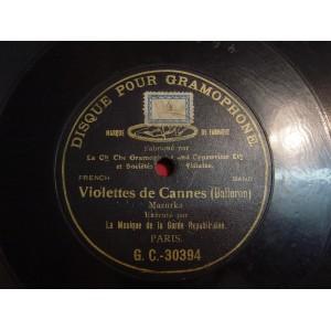 Violettes de Cannes (Balleron)