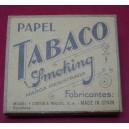 Papel de fumar Smoking, papel ceniza