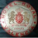 Etiqueta, Hotel Royal Valencia