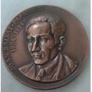 Moneda homenaje a Joan Salvat-Papasseit